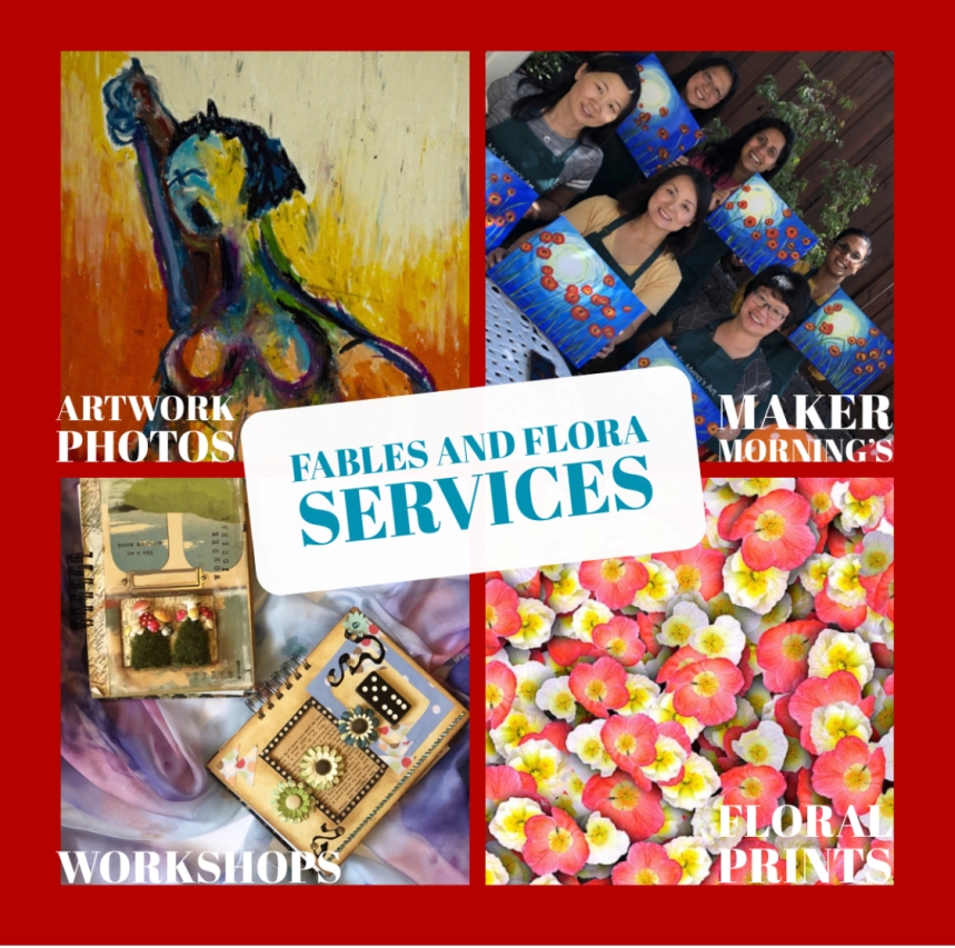 Fables and Flora Services image